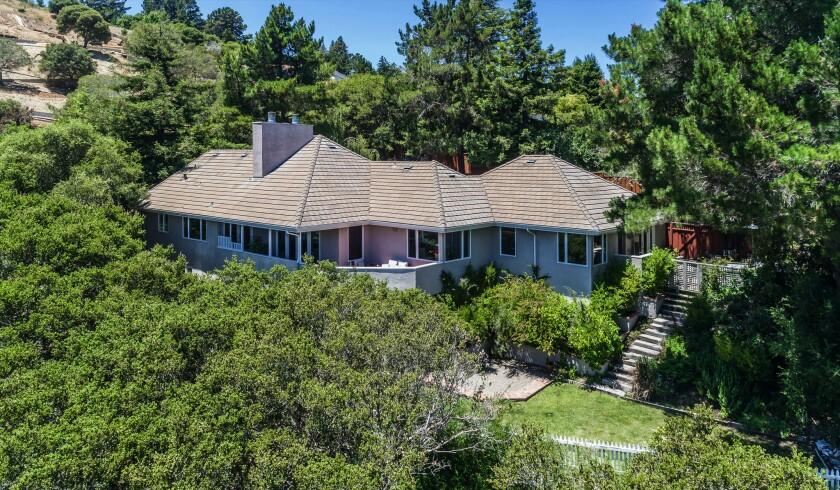 Kathy Garver's San Mateo home
