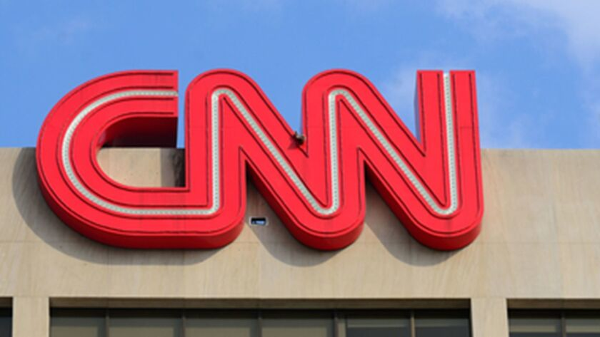 CNN logo (Dreamstime/TNS) ** OUTS - ELSENT, FPG, TCN - OUTS **