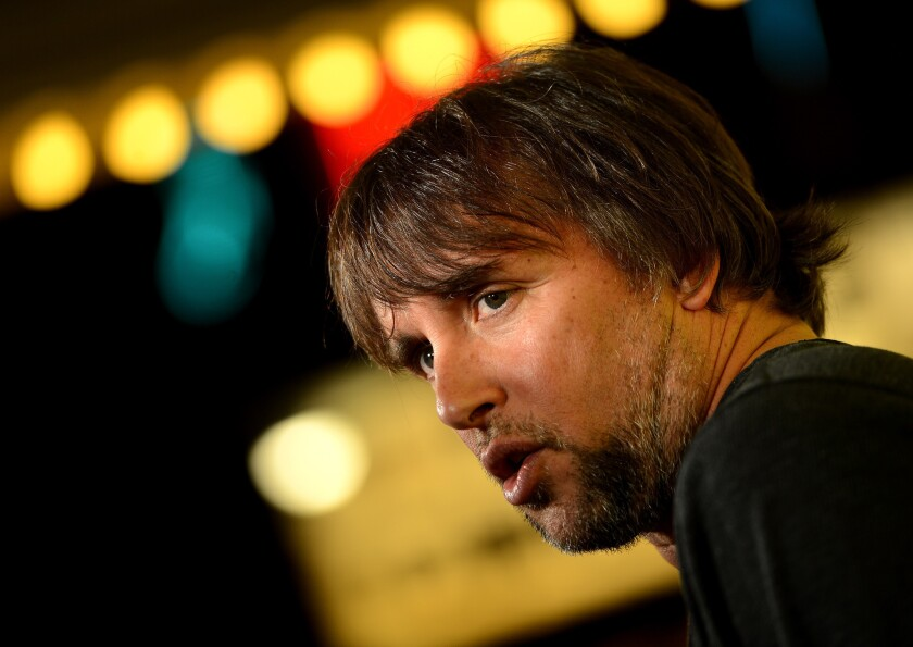 "Richard Linklater is on track to direct the film version of ""A Walk in the Woods."""