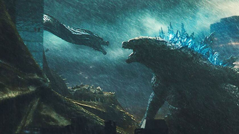 "The real stars of ""Godzilla: King of the Monsters,"" are sound designers Erik Aadahl and Ethan Van De"
