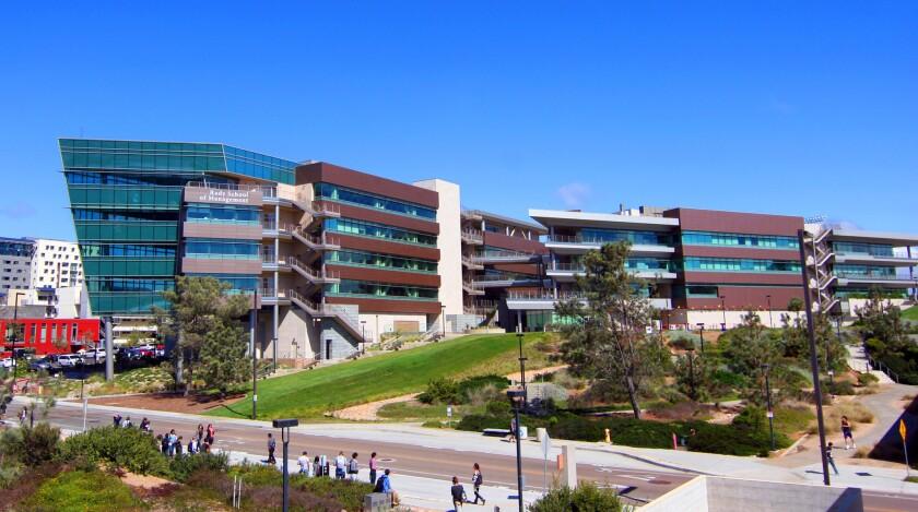 UC San Diego's Rady School of Management.
