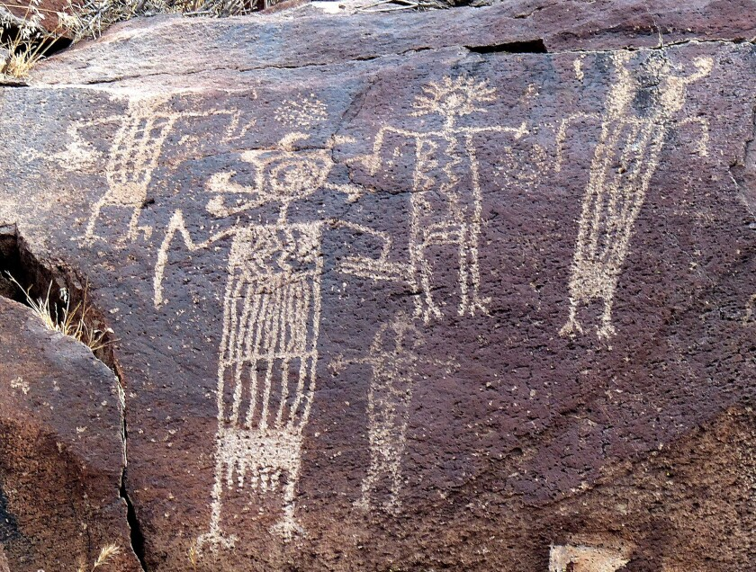 Coso Rock Art National Historic Landmark