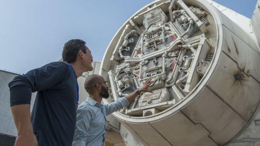 Millenium Falcon Under Development for Star Wars: Galaxy's Edge