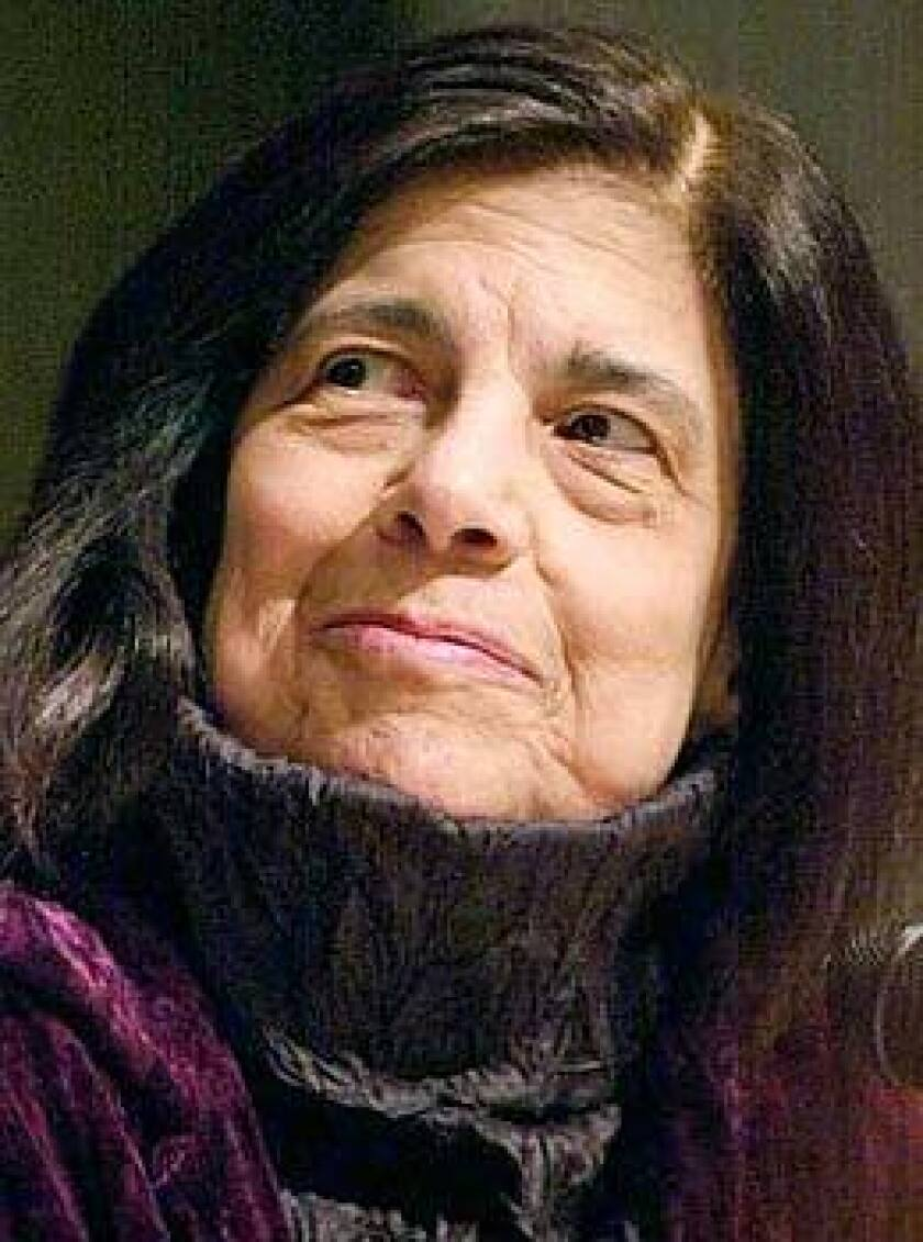 Susan Sontag in 2002