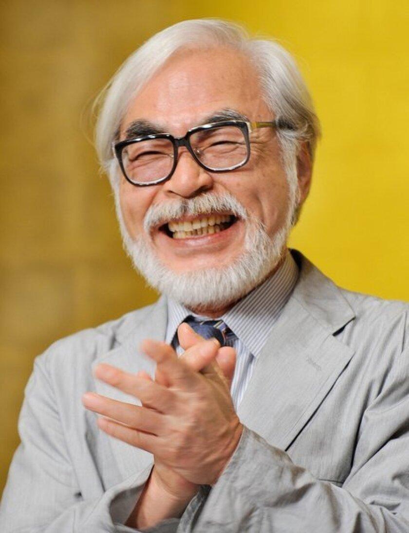 Oscar-winning Japanese animator and film director Hayao Miyazaki is retiring.