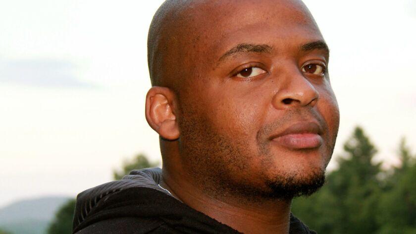 Kiese Laymon, author of 'Heavy'