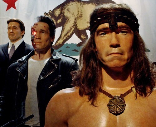 Arnold Schwarzenegger's Hollywood separation