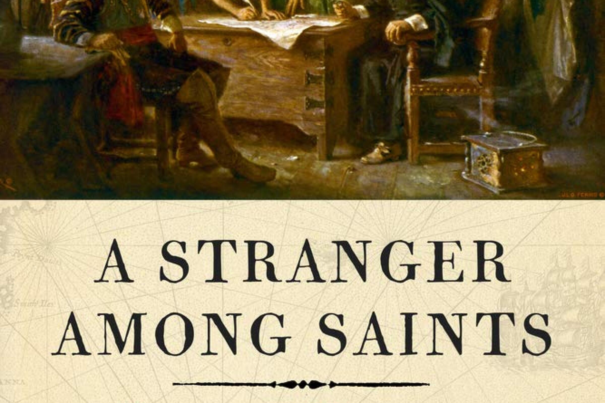 """A Stranger Among Saints"" by Jonathan Mack"