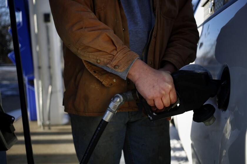 U.S. Average Regular Gasoline Prices