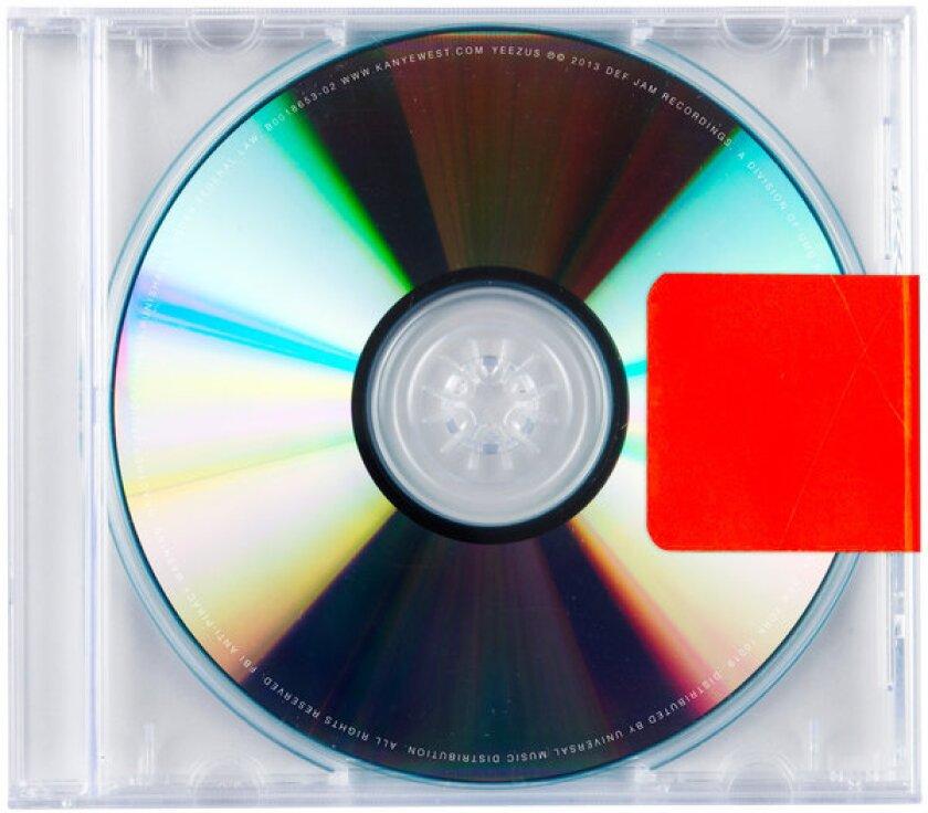 "Kanye West's ""Yeezus"" cover art"
