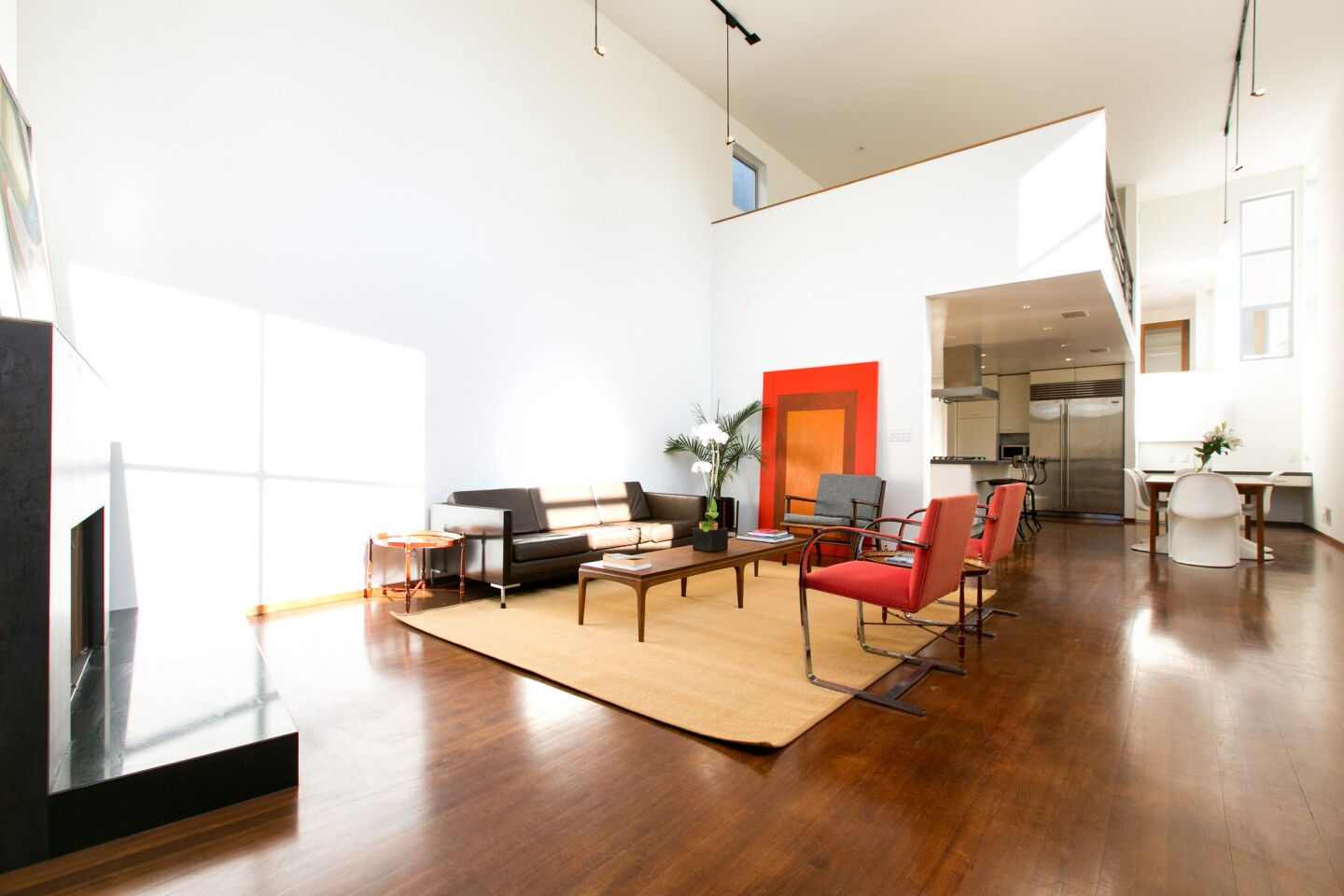 Home of the Day: Loft living in Venice