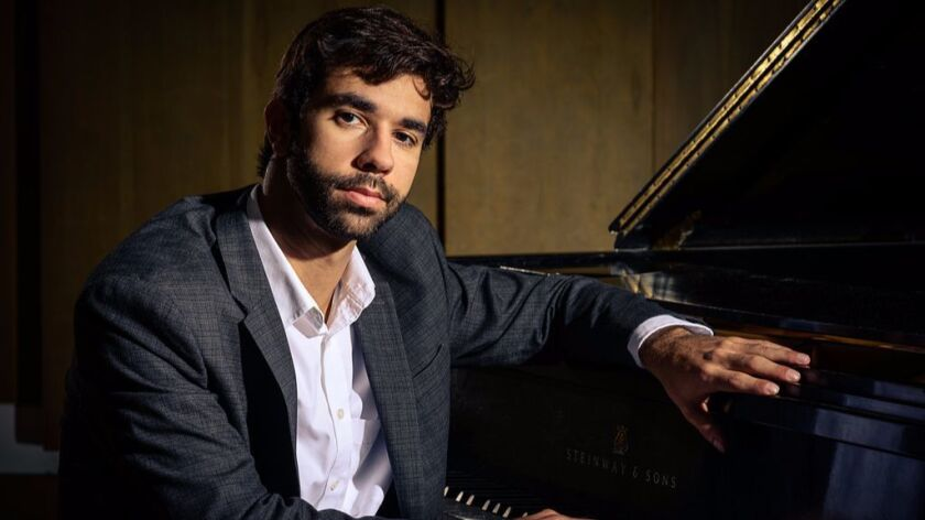 New Orleans-based pianist Kris Tokarski, a student of bebop great Barry Harris, is one of the performers making their area debut at the 37th annual San Diego Jazz Festival.