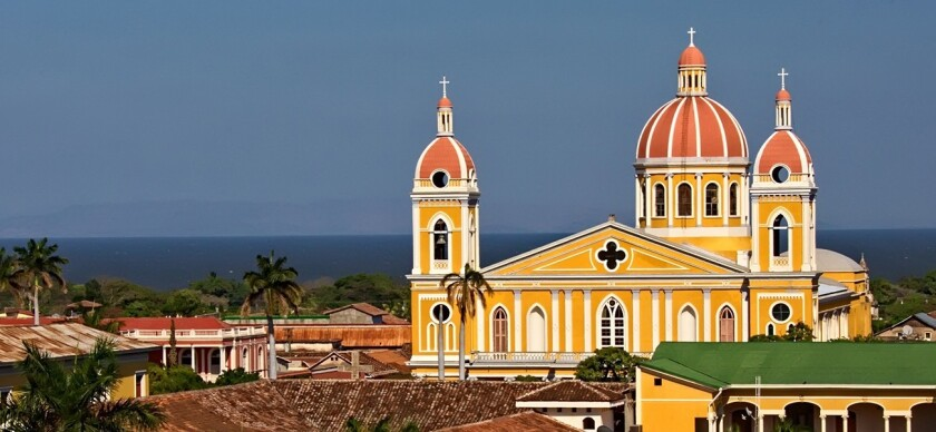 Visit the colonial city of Granada on an eight-day Nicaragua tour.