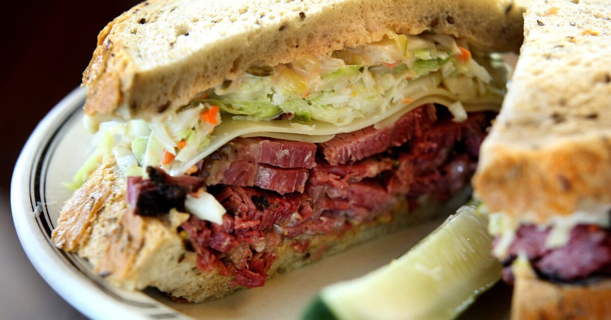 In search of perfect pastrami: Your guide to the Jewish delis of Los Angeles