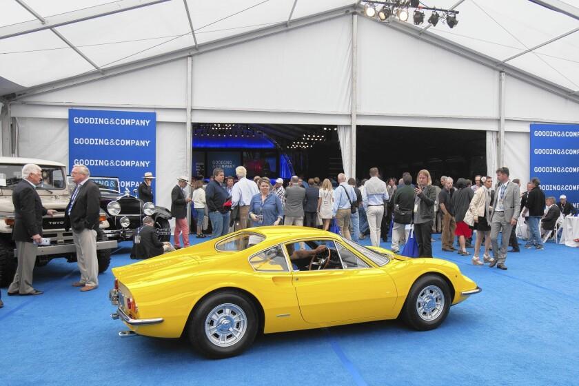 Monterey Car Week sets sales record