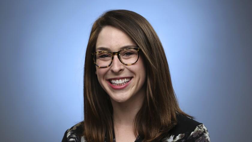 Portrait of Laura J. Nelson