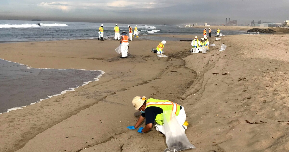 U.S. oil spill history: Biggest California incidents and more