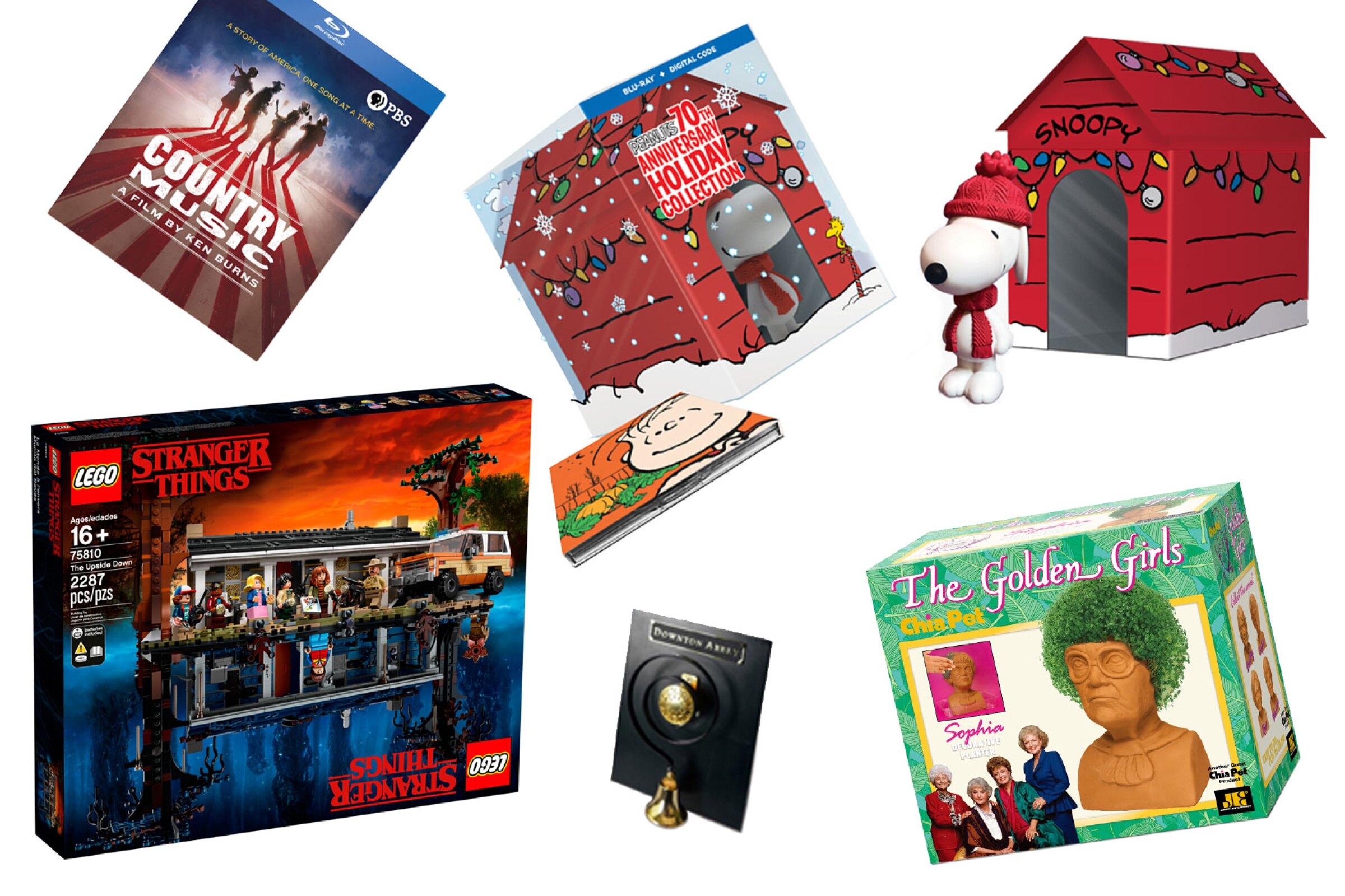 TV gift guide