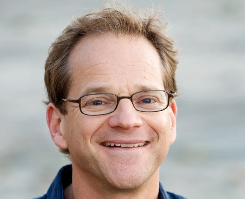 HIV researcher at the Scripps Research Institute, William Schief. He and other Scripps researchers are releasing new HIV research papers in which they play key roles.