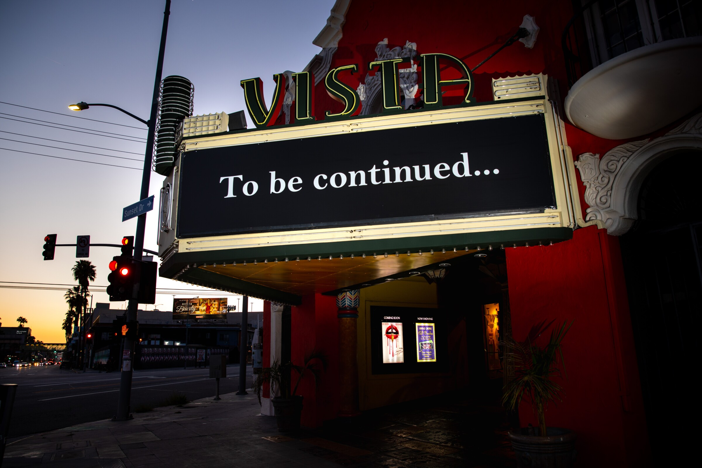 How Can Hollywood Re Open After Coronavirus Filmmakers React Los Angeles Times