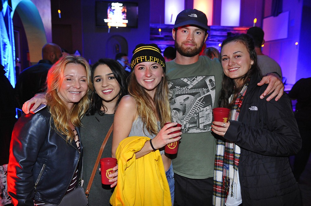 Wizards and muggles alike gathered to throw back a few at the Harry Potter Inspired Beer Festival at The Irenic in North Park on Saturday, Nov. 24, 2018.