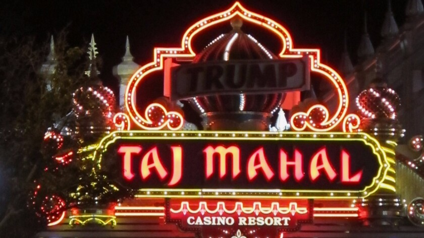 Billionaire Carl Icahn stepped in to buy the Taj Mahal casino, founded by Donald Trump, after it filed for bankruptcy in 2014.