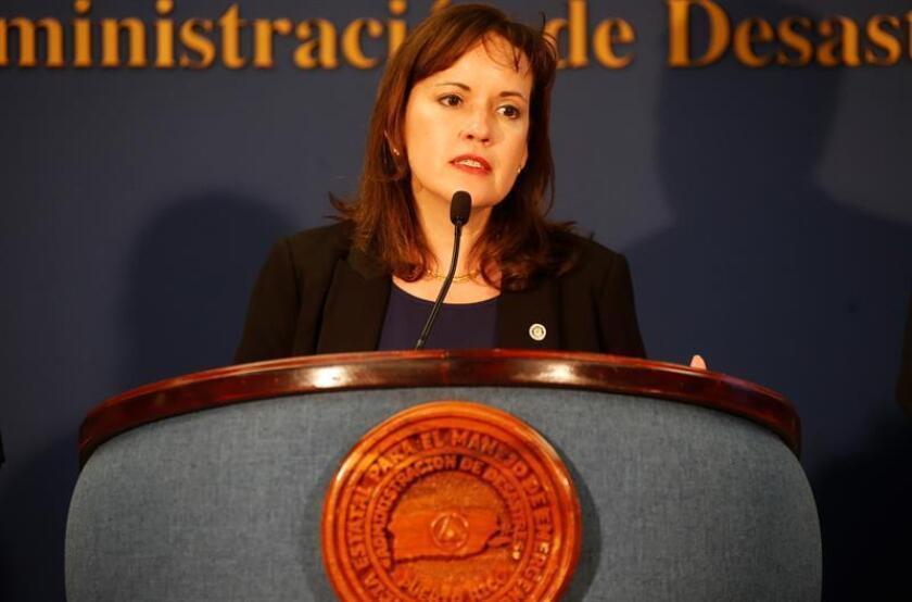 Rodríguez dijo además que le pedirá al DF, dirigido por Glorimar Andújar (c), discutir posibles enmiendas a los artículos de la Ley 61, incluyendo nuevas órdenes para exigirle a otras agencias gubernamentales a ser diligentes en el proceso de adopción de los menores. EFE/Archivo