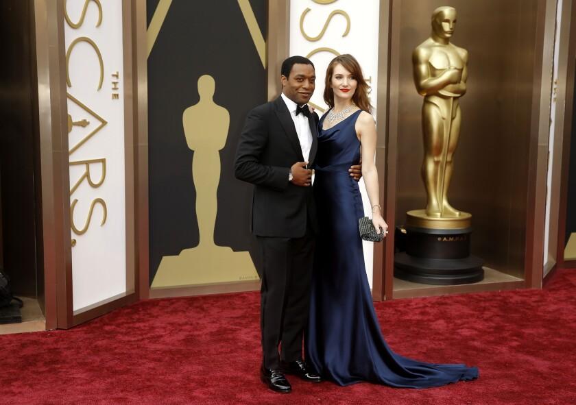 Academy Awards arrivals