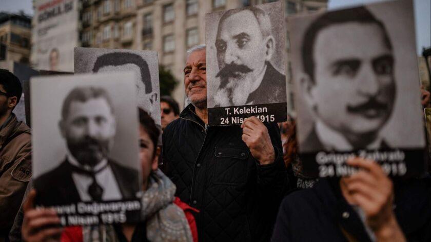 TURKEY-ARMENIA-POLITICS-HISTORY-GENOCIDE