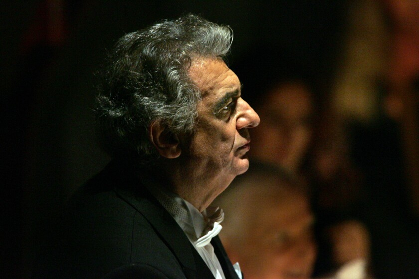 Plácido Domingo apologizes for 'hurt that I caused' as investigation finds misconduct