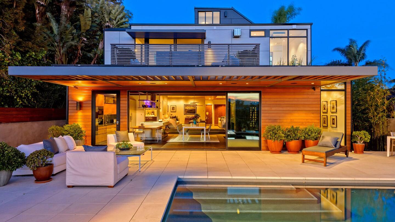 A Ray Kappe-designed custom LivingHome in Santa Monica, $2 million.
