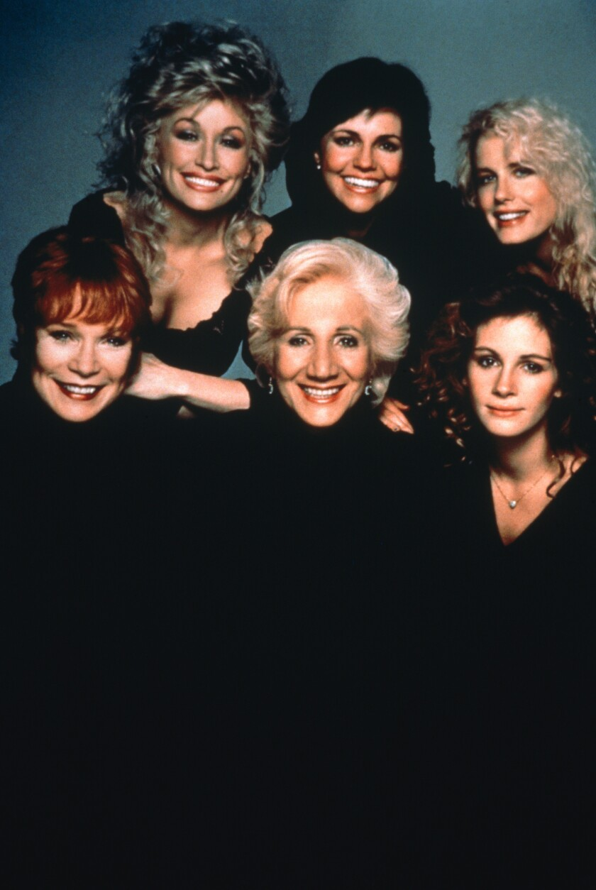 Steel Magnolias Returns To Big Screen For 30th Anniversary The