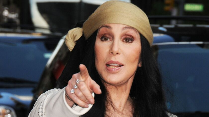 Cher, shown in 2015. The performer has filed a lawsuit against Patrick Soon-Shiong, alleging fraudulent concealment and breach of fiduciary duty over the sale of her shares in the biopharmaceutical company Altor.