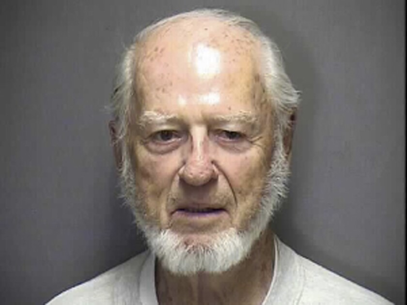 FILE - This undated identification photo released Friday, July 28, 2017, via the Commonwealth of Massachusetts Sex Offender Registry Board website shows former Roman Catholic priest Paul Shanley, an inmate at the Old Colony Correctional Center in Bridgewater, Mass. Shanley, who played a pivotal role in the sexual abuse scandal that rocked the Archdiocese of Boston died Friday, Nov. 6, 2020, authorities said. He was 89. (Massachusetts Sex Offender Registry Board via AP, File)