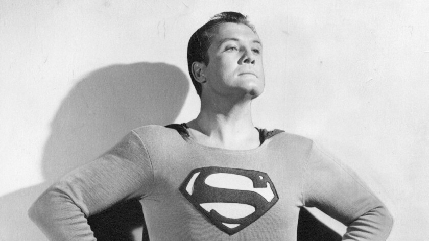 From the Archives: George Reeves, Superman of TV, Kills Himself in His Home - Los Angeles Times