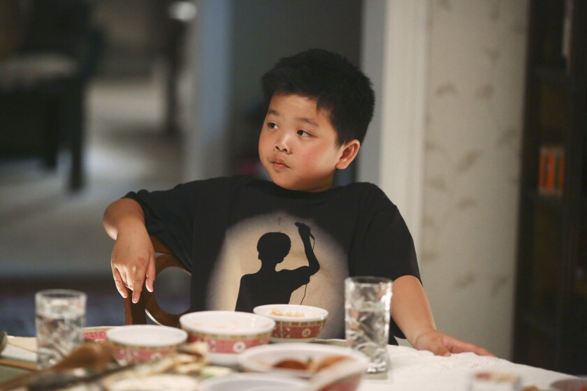 Hudson Yang, who plays Eddie Huang, was cast in the final hours of the hunt for young Eddie with almost no experience, after a search that scoured major cities across North America.