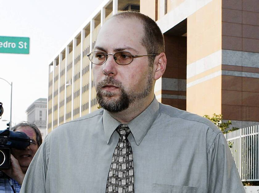 Christopher Chaney, shown in 2011, had faced a possible maximum sentence of 60 years in federal prison but made a plea agreement.