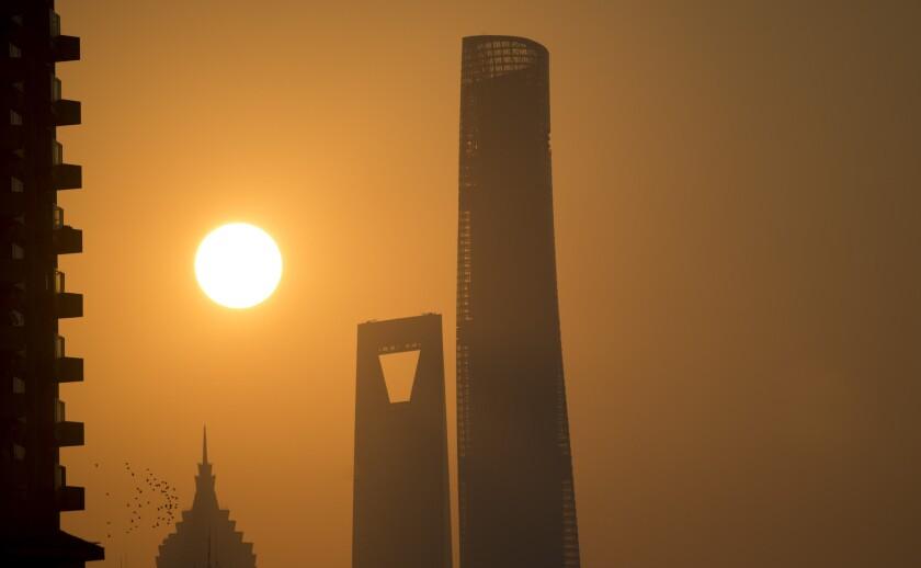 2. Shanghai Tower