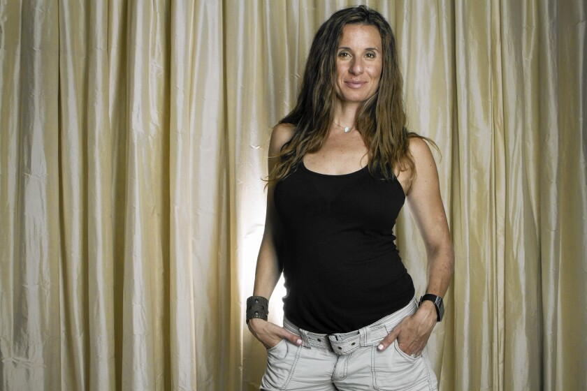 Jennifer Cohen, fitness trainer and author