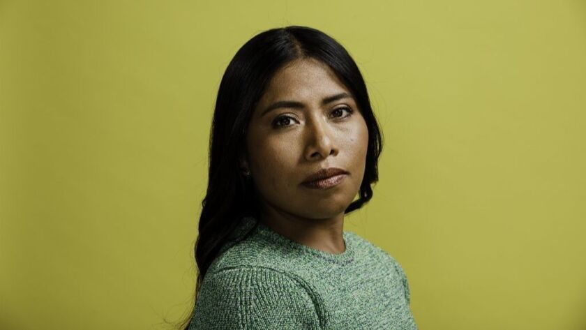 Long Before Roma S Yalitza Aparicio Mexican Tv And Cinema Often Parodied Indigenous People Los Angeles Times