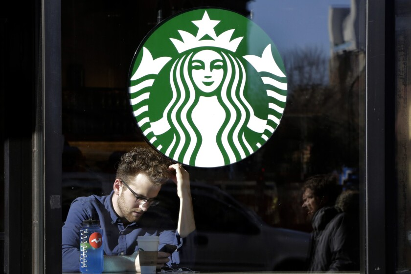 Starbucks is changing the terms of its rewards program so that people who just get a regular cup of coffee will have to spend significantly more to earn a freebie.