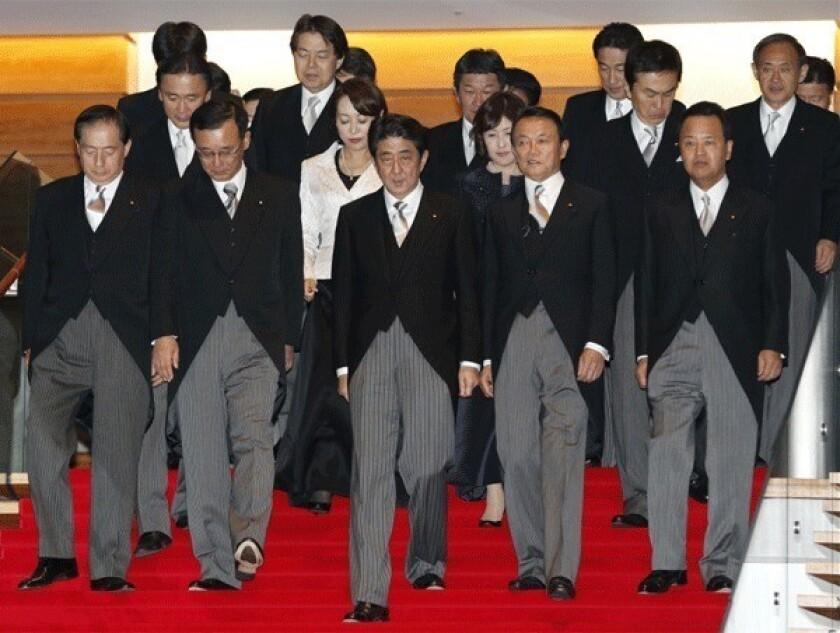 A militarized Japan?