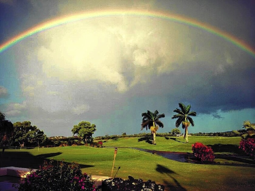 Kiahuna Golf Club is among the courses in Kauai, Hawaii, that don't cost a pot of gold to play. Accompanied junior players are charged only $10.