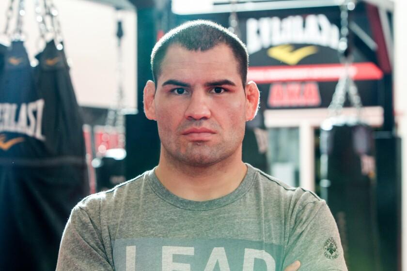 Cain Velasquez.
