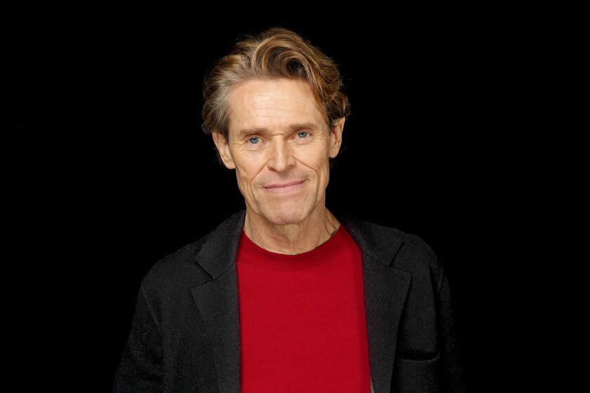 "Willem Dafoe stars in the wildly surreal ""The Lighthouse."""