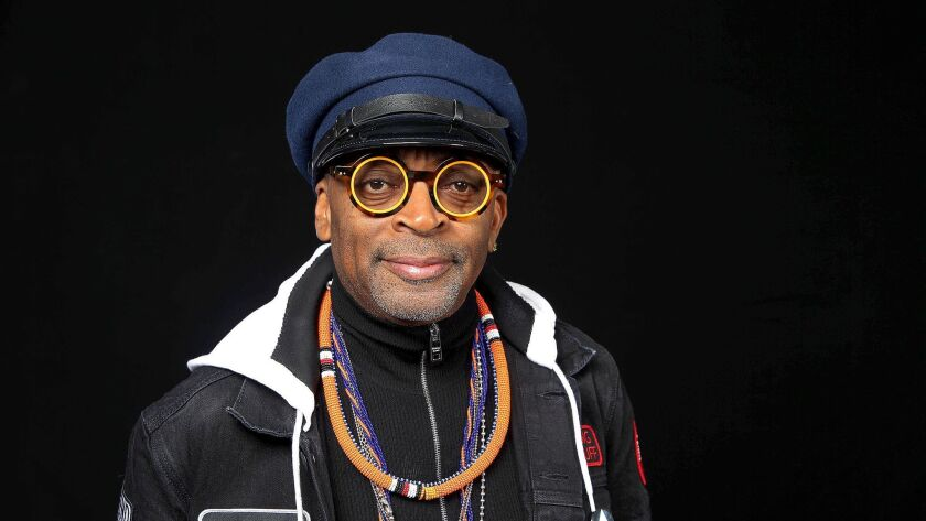 BEL AIR, CA, 11/18/2018: The Envelope Live Directors Roundtable took place with Spike Lee (Black K