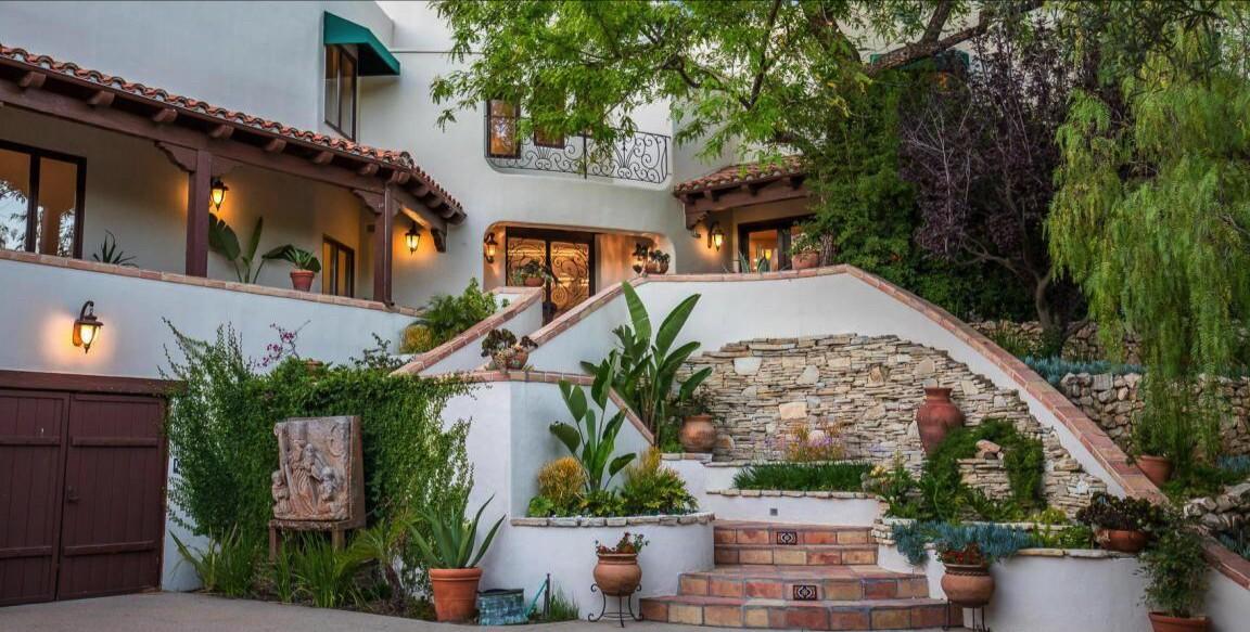 Pamela Anderson & Tommy Lee's former home | Hot Property
