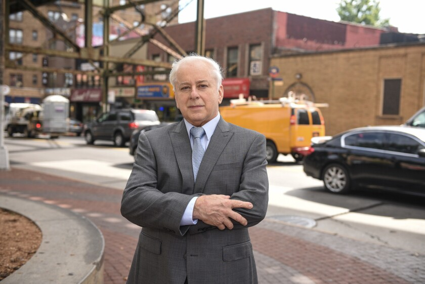 Judge Gregory L. Lasak is running for Queens District Attorney