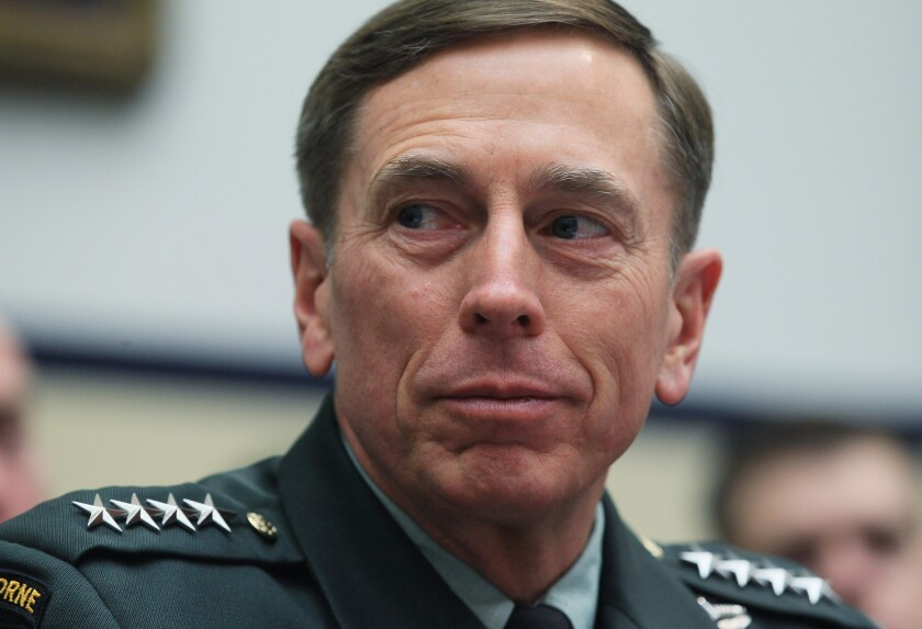 Former CIA Director David H. Petraeus has pleaded guilty to a misdemeanor charge for mishandling classified information.