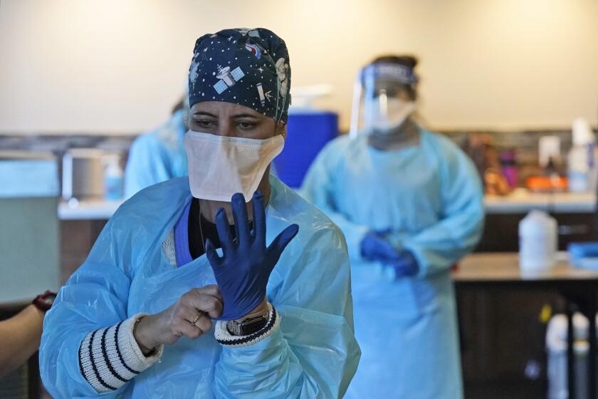 EEUU: Caen casos de COVID-19, pero aún hay riesgos